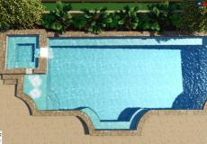 Sims New Pool